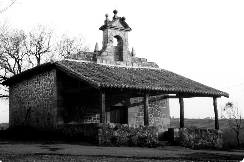 Paduako San Antonioren ermita Martiartu dorrearen parean, Gohierri auzoan i