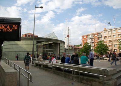 Metro plano general